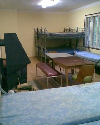 1 patro velká místnost