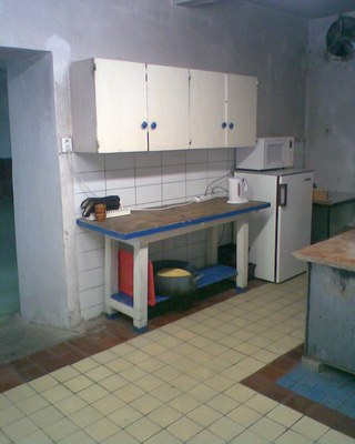 kuchyňe přízemí